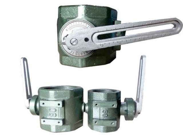 JVM铸铁,铸铝螺纹风阀