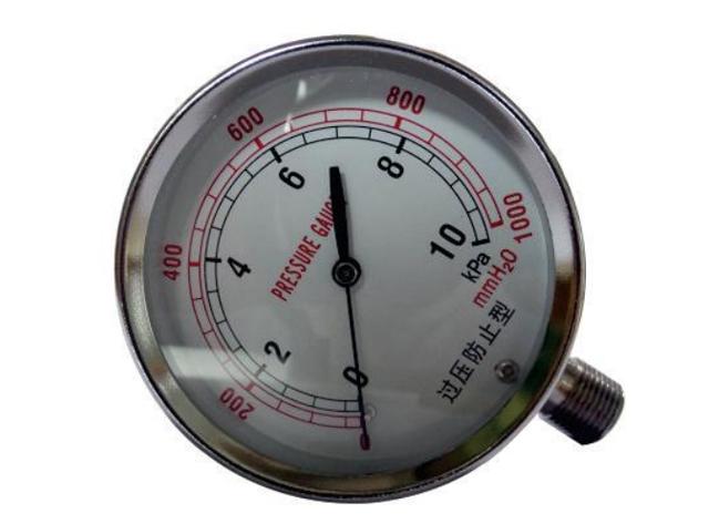 WIKA膜盒压力表
