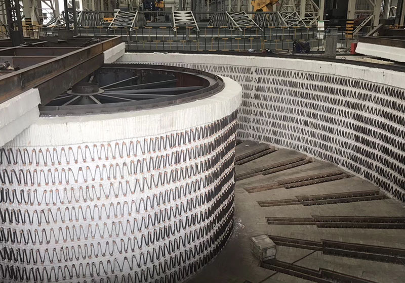 环形电阻热处理炉